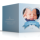 Geburtsgrußkarten Junge preiswert drucken